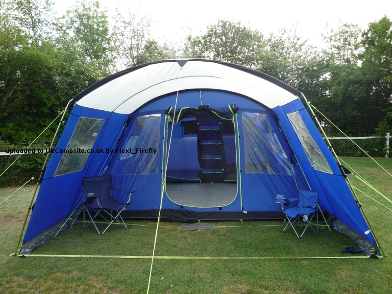 Member Uploaded Images - click to enlarge & SunnCamp Global 600 Tent Reviews and Details