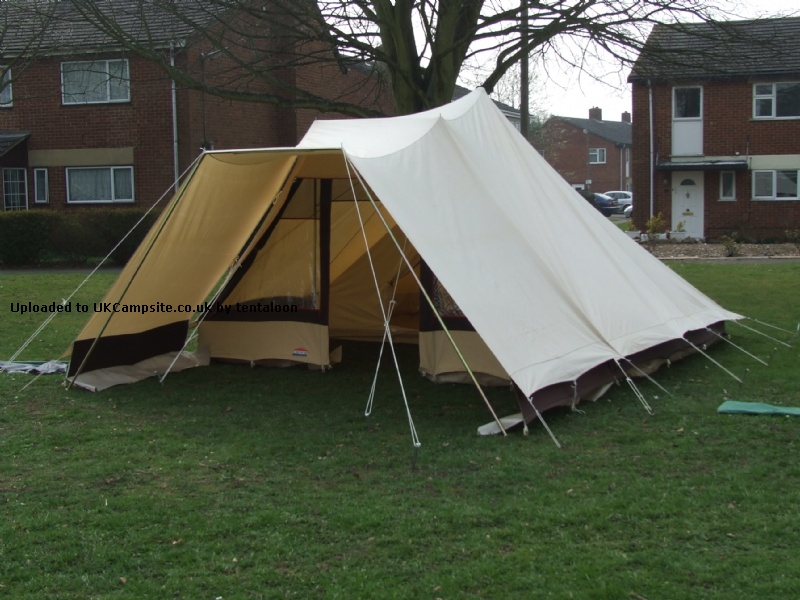 Cabanon Pyramide 6 Tent Reviews And Details