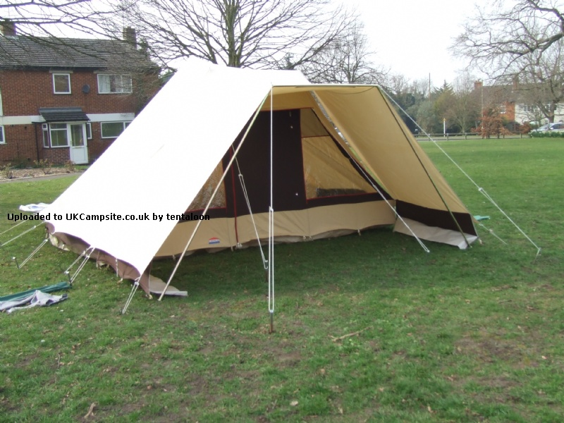 If ... & Cabanon Pyramide 6 Tent Reviews and Details