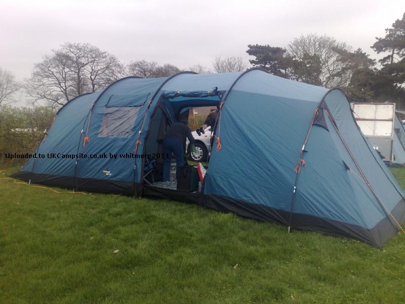 Vango Tigris 800 Tent Reviews And Details