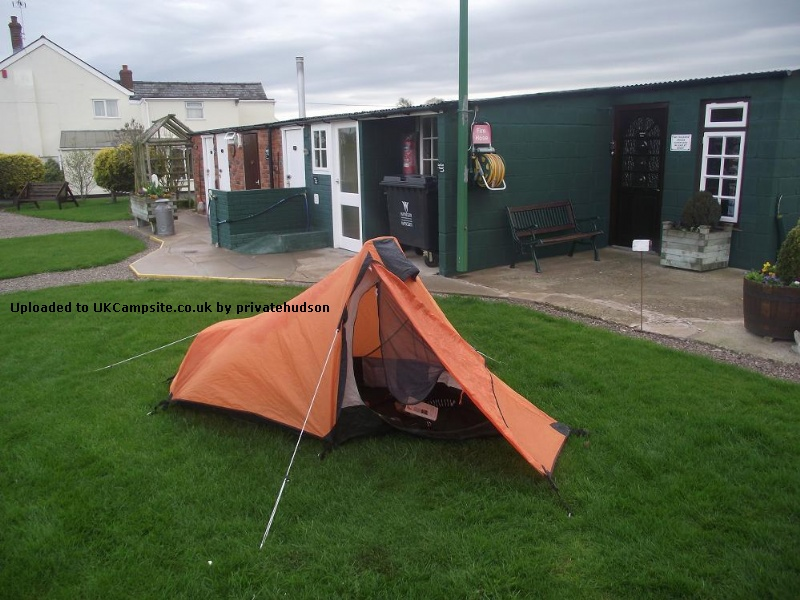 Member Uploaded Images - click to enlarge & Pro Action/Argos Hike Lite Tent Reviews and Details
