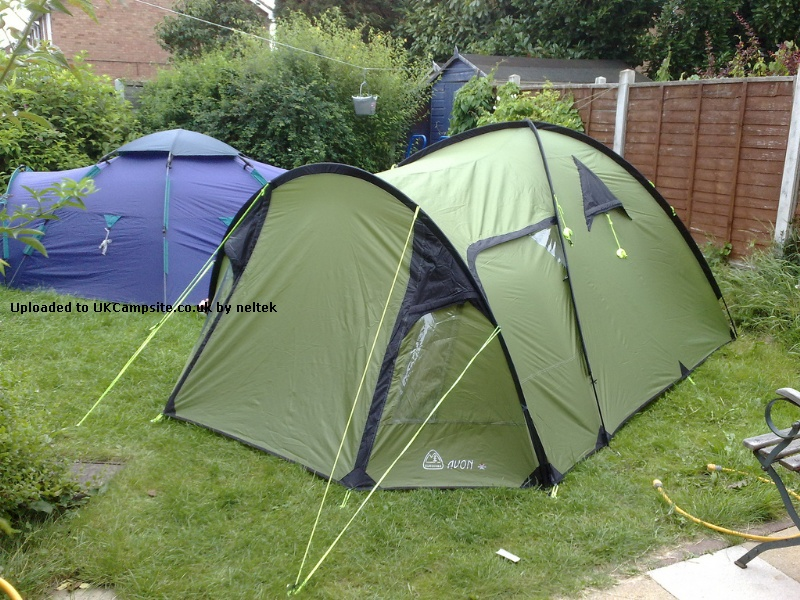 If ... & Eurohike Avon Tent Reviews and Details