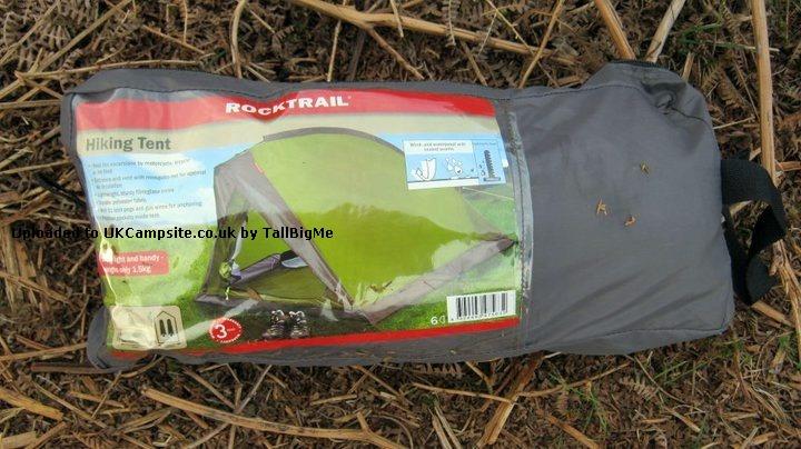 Lidl Rocktrail 2 Tent Reviews And Details