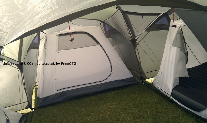 If ... & Eurohike Windsor Tent Reviews and Details