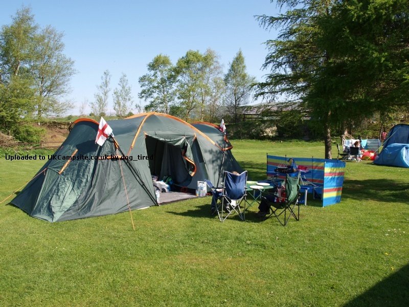 Member Uploaded Images - click to enlarge & Pro Action/Argos Regatta 6 Person Frame Tent Reviews and Details