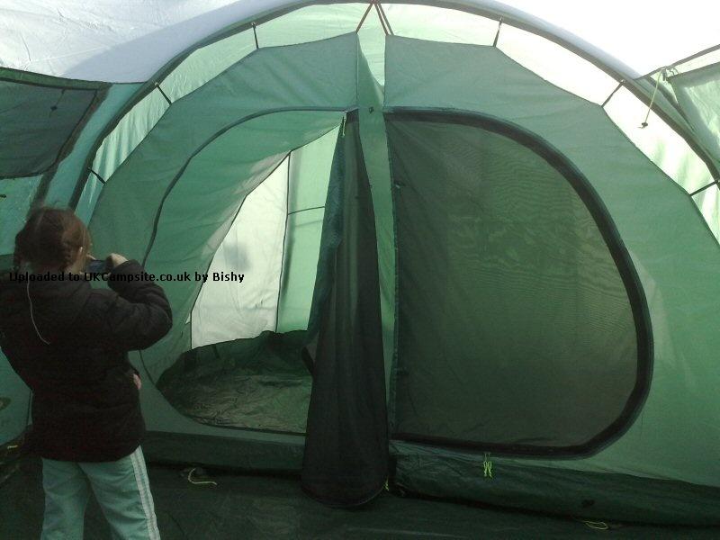 If ... & Gelert Horizon 8 Tent Reviews and Details