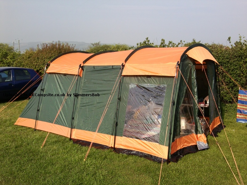 If ... & Pro Action/Argos Regatta Tunnel Tent Tent Reviews and Details