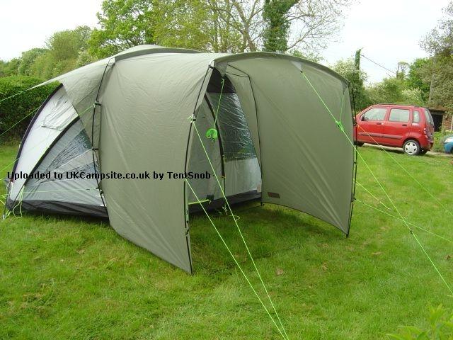 Member Uploaded Images - click to enlarge & SunnCamp Evolution 400DL Tent Reviews and Details