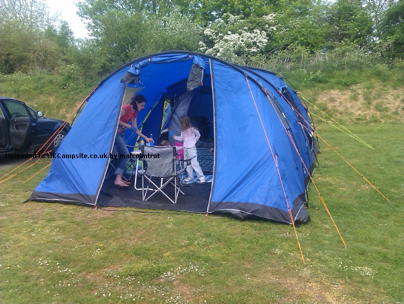 If ... & Vango Icarus 600 Enclosed Canopy Tent Extension Reviews and Details