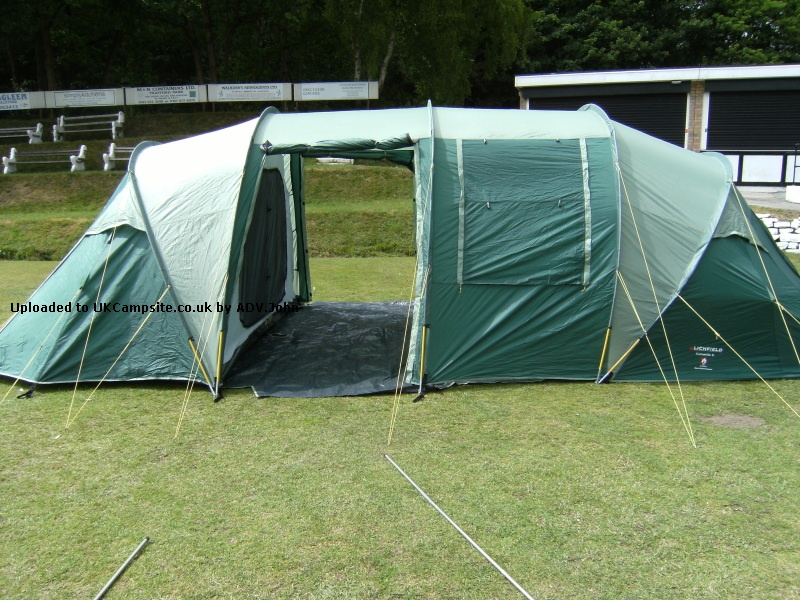 If ... & Lichfield Commanche 8 Tent Reviews and Details