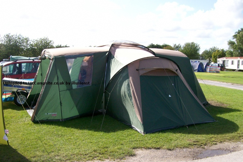If ... & Coleman Magellan 9 Tent Reviews and Details