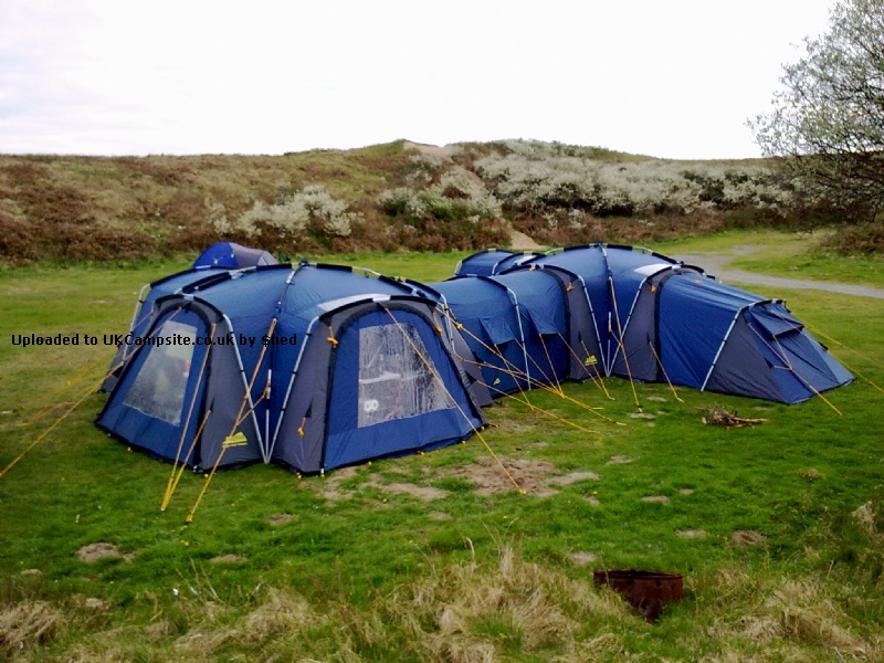 Member Uploaded Images - click to enlarge & Khyam Ridgi-Pod Classic Tent Reviews and Details