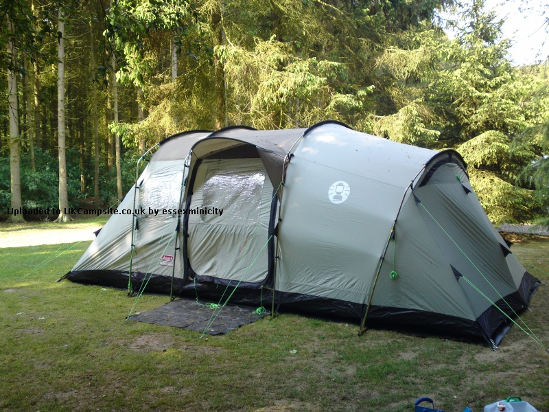 If ... & Coleman Mackenzie Cabin 6 Tent Reviews and Details