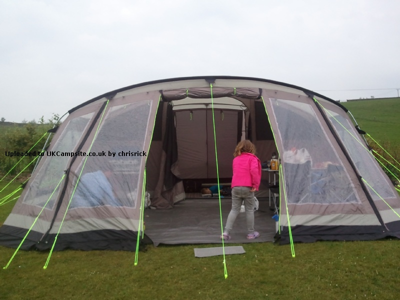 If ... & Outwell Tennessee 6 Tent Reviews and Details
