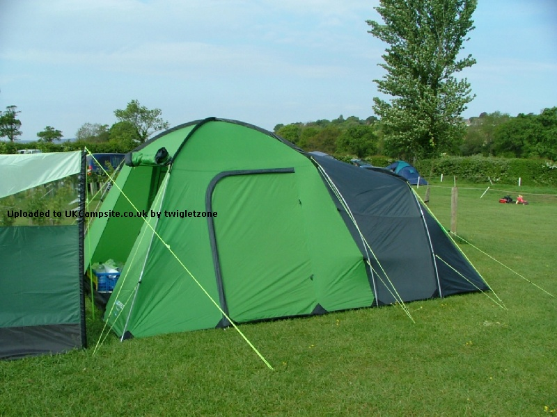 If ... & Lichfield Creek 4 Tent Reviews and Details