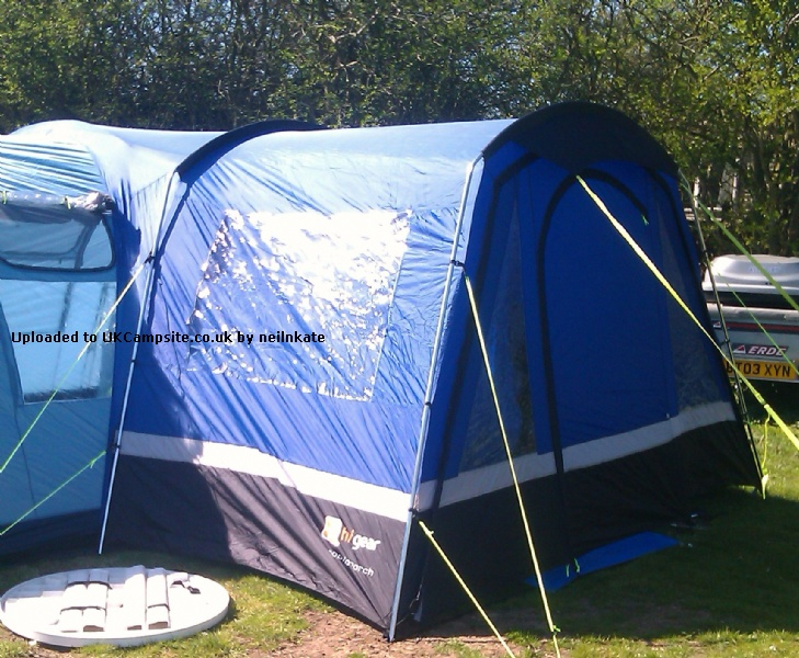 If you have a photo of this Tent Extension ... & Hi Gear Zenobia Porch Tent Extension Reviews and Details