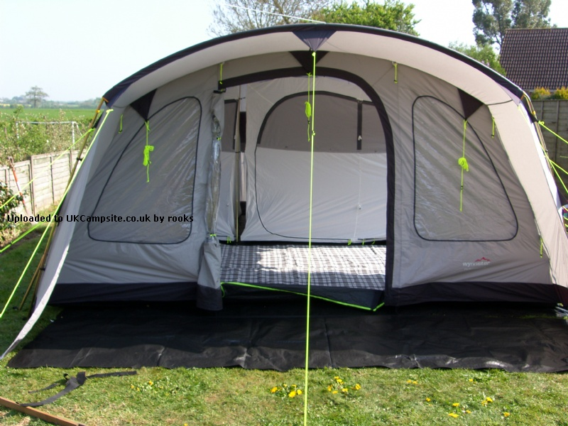 If ... & Wynnster Perpignan 6 Polycotton Tent Reviews and Details