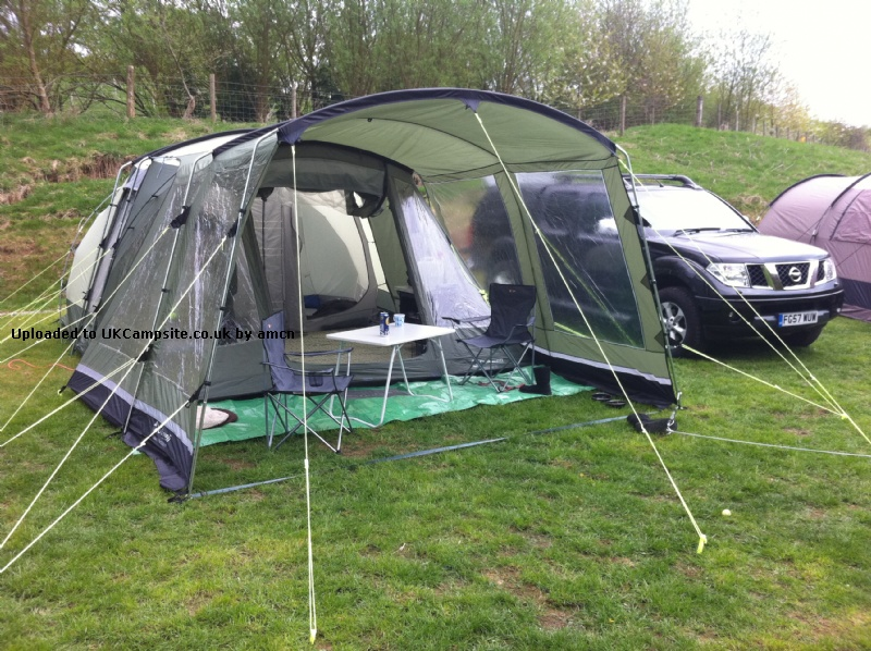If ... & Outwell Oakland XL Front Extension Tent Extension Reviews and Details