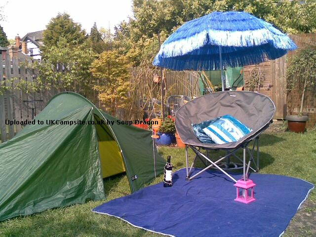 If ... & Terra Nova Hyperspace Tent Reviews and Details
