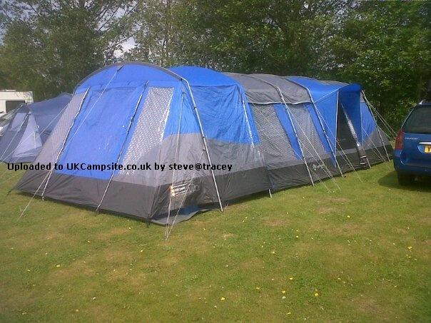 Gelert Beyond Corvus 5 2 Tent Reviews And Details