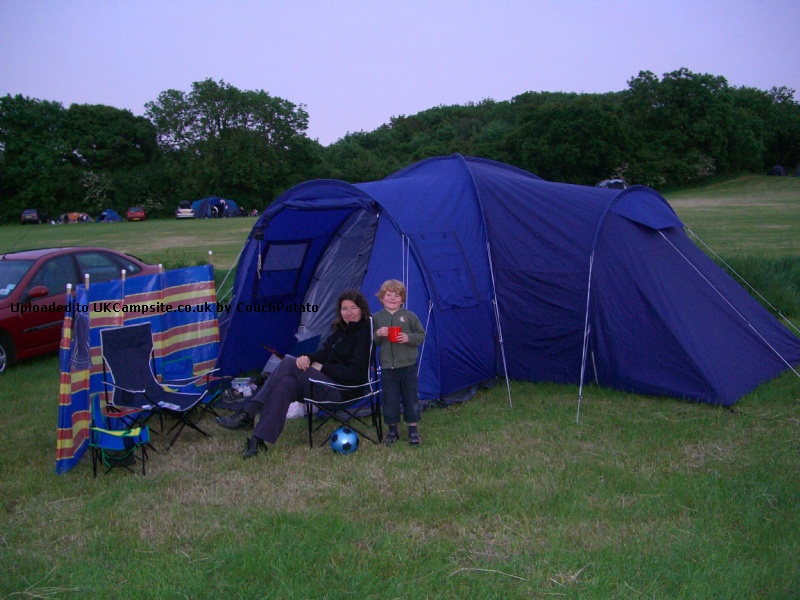 If ... & Lichfield Arapaho 9 Tent Reviews and Details