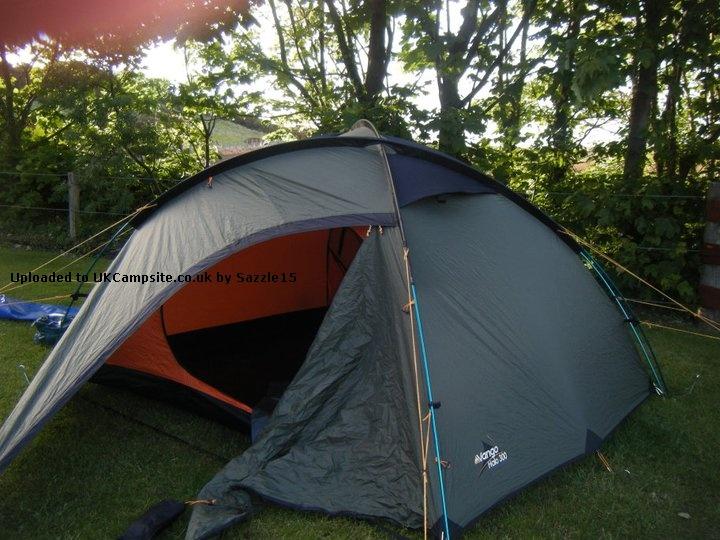Vango Halo 300 tent (2012