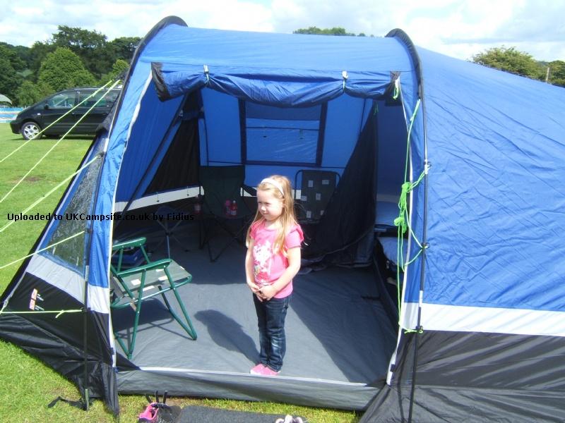 If ... & Hi Gear Caplan 5 Tent Reviews and Details