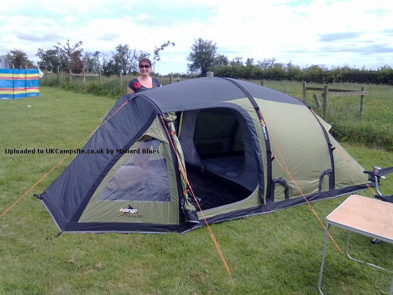 If ... & Vango Velocity 300 Airbeam Tent Reviews and Details