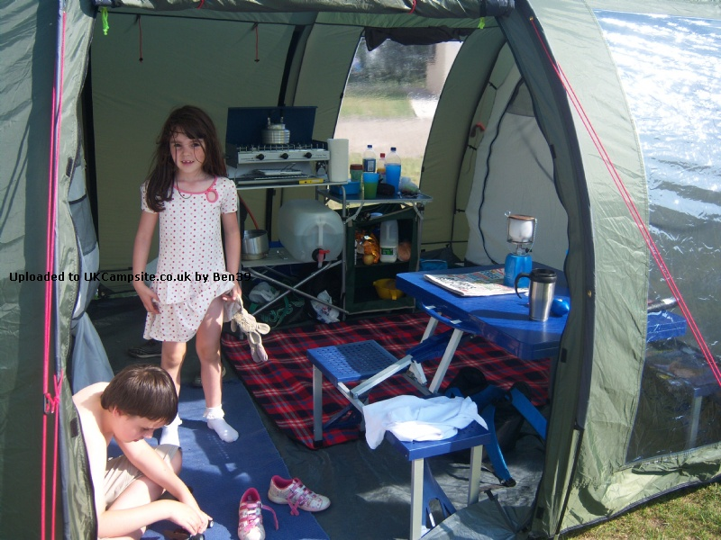 If ... & Eurohike Buckingham 8 Tent Reviews and Details
