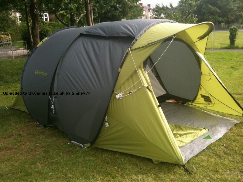 If ... & Quechua 2 Seconds XXL IIII Tent Reviews and Details