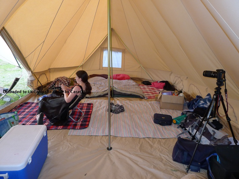 Bell Tent 6m Emperor Tent Reviews And Details