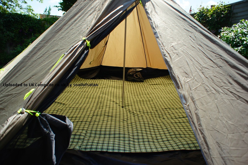 If ... & Jack Wolfskin Pyramid Tarp Tent Reviews and Details