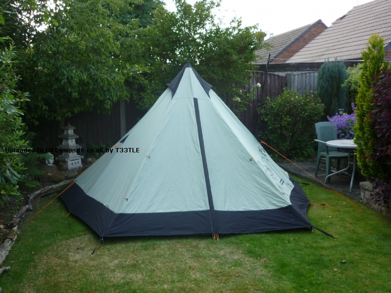 If ... & Vango Peace 500 Tepee Tent Reviews and Details
