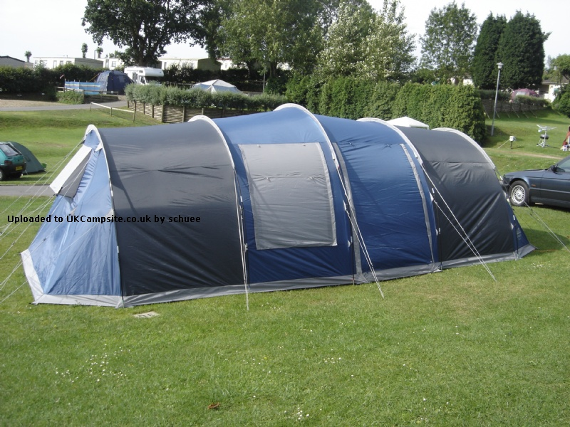 If ... & Khyam Ontario 8 Tent Reviews and Details
