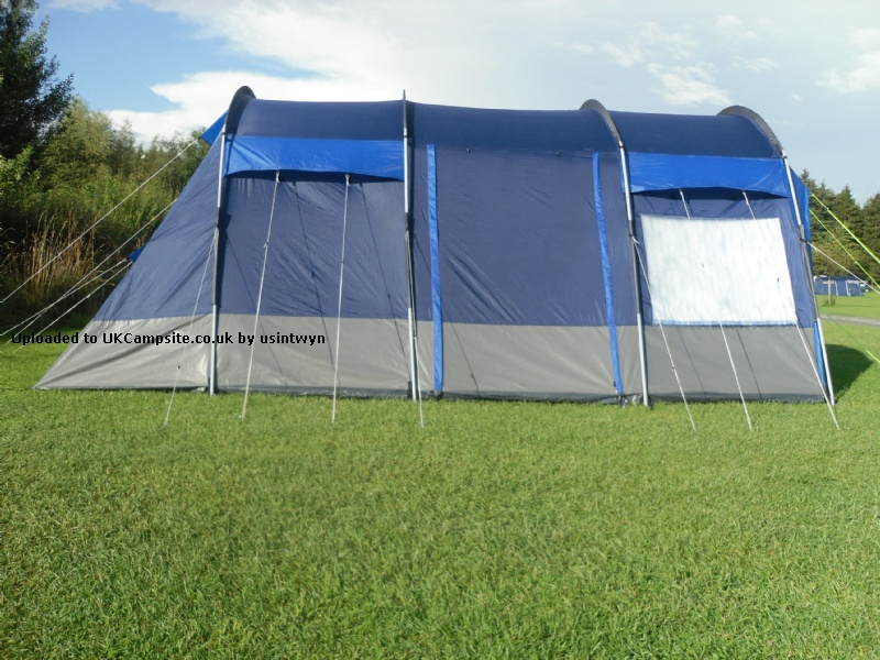 If ... & Lichfield Madrid 5 DLX Tent Reviews and Details
