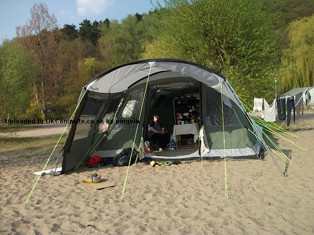 Outwell Montana 6 Canopy Tent Extension Reviews And Details