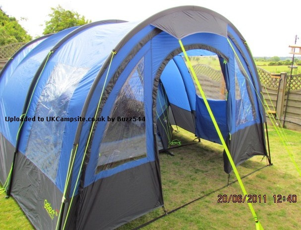 If ... & Gelert Atlantis 5 Tent Reviews and Details