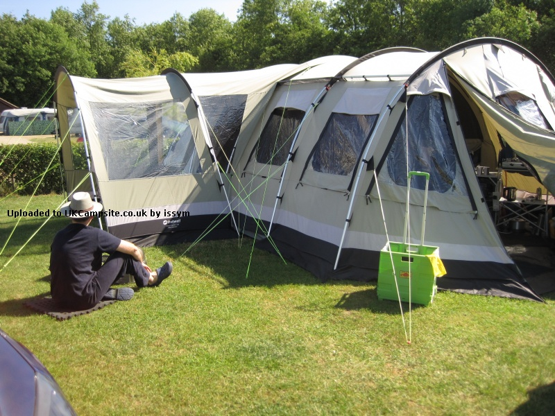 If ... & Outwell Norfolk Lake Tent Reviews and Details