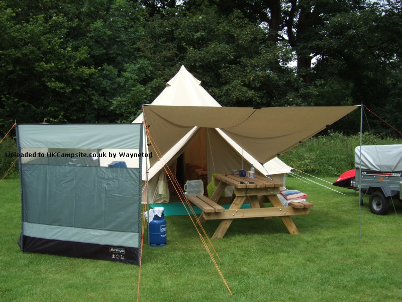 If ... & Bell Tent 5m Standard Tent Reviews and Details