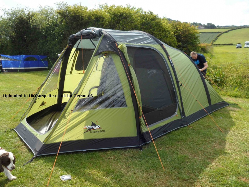 Vango Infinity 400 Airbeam Tent Reviews And Details