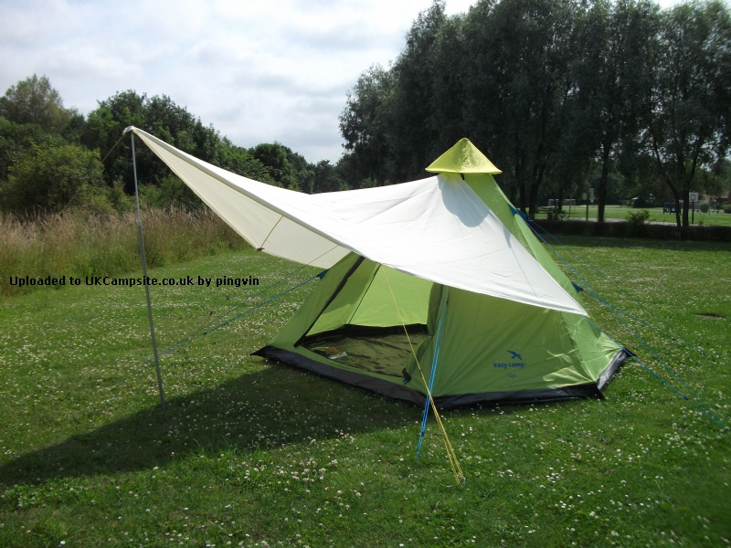 If ... & Easy Camp Tipi Tent Reviews and Details