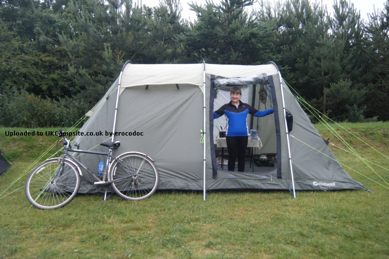 If ... & Outwell Wyoming 4 Tent Reviews and Details