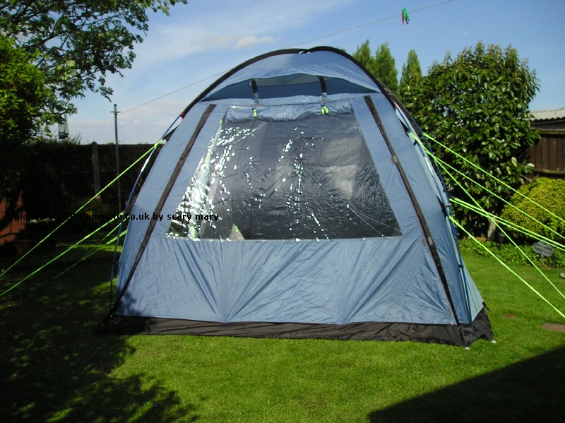 Outwell Arizona L Tent Reviews and Details
