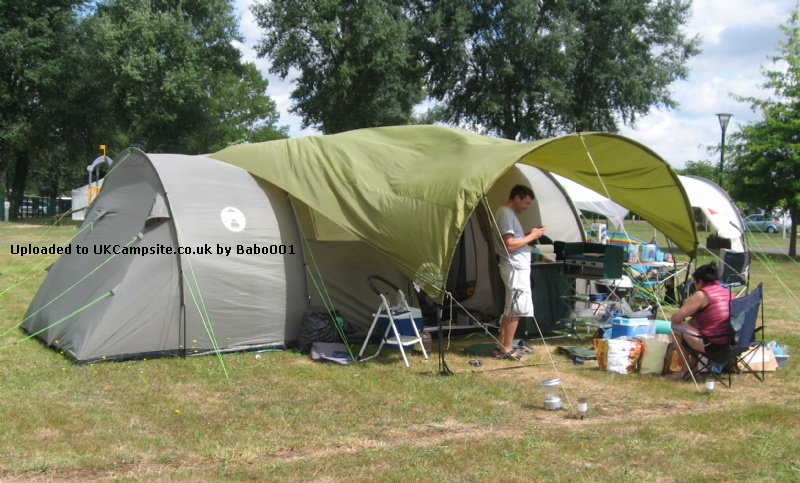 If ... & Coleman Coastline 8 Deluxe Tent Reviews and Details