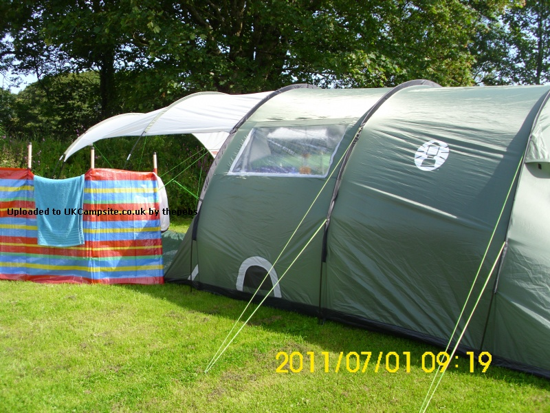 If ... & Coleman Coastline 4 Deluxe Tent Reviews and Details