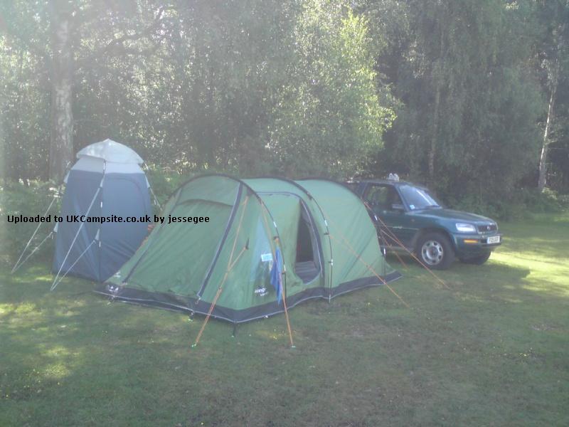 vango icarus 400 tent review