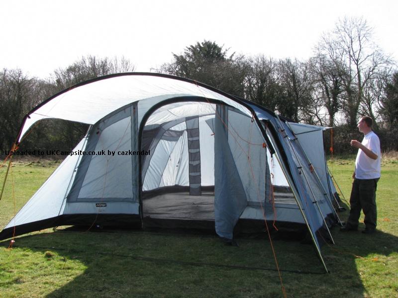 If ...  sc 1 st  UK C&site & Vango Amazon 600 Tent Reviews and Details