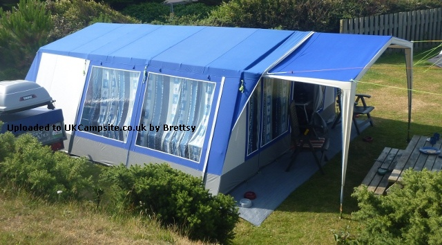 If ... & SunnCamp Grange Tent Reviews and Details
