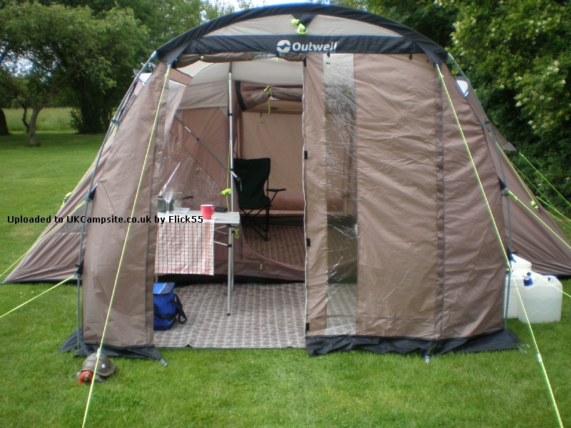 If ... & Outwell Carolina L and M Side Extension Tent Extension Reviews and ...