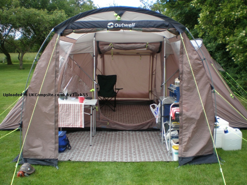 If you have a photo of this Tent Extension ... & Outwell Carolina L and M Side Extension Tent Extension Reviews and ...